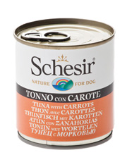 schesir tuna with carrots
